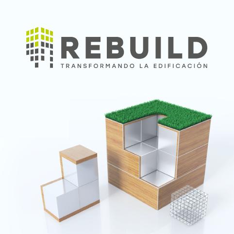 Isaval participa como Event Partner en Rebuild.