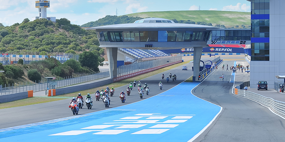 Circuito Jerez : Circuito de jerez u isaval