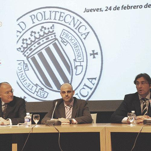 X Jornadas UPV – 2012