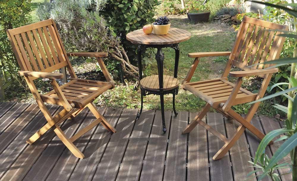 proteger mueble jardin aceite teka