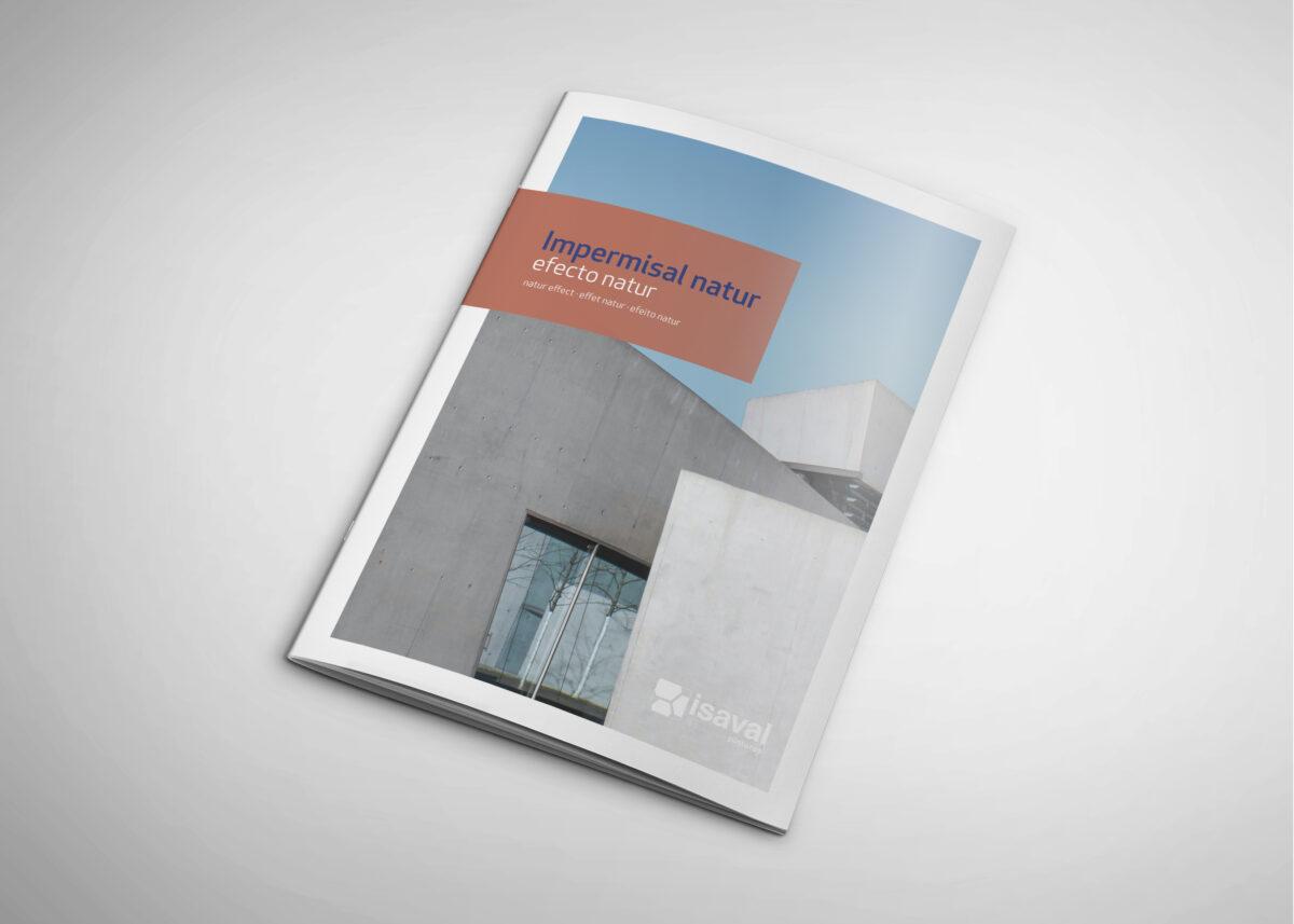 Descubre la nueva carta de colores Efecto Natur para la veladura de fachadas
