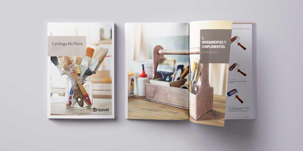 Nuevo Catálogo No Paint 2021