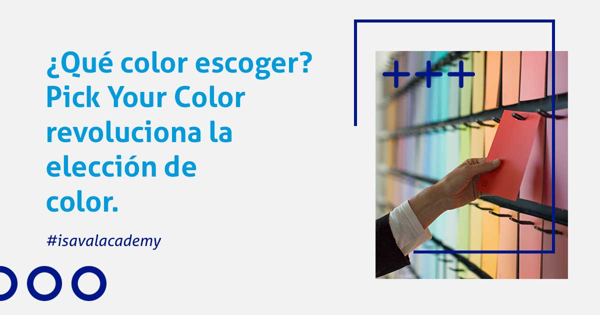 ¿Qué color escoger? PYC pick your color