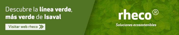 Nueva línea Rheco - Soluciones ECO Sostenibles
