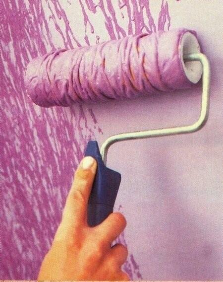 efecto rugoso para tus paredes