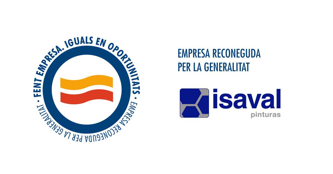 Isaval Empresa reconeguda per la generalitat valenciana