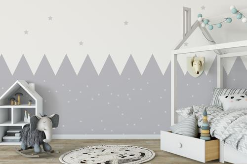 Ideas para Pintar habitaciones infantiles Isaval
