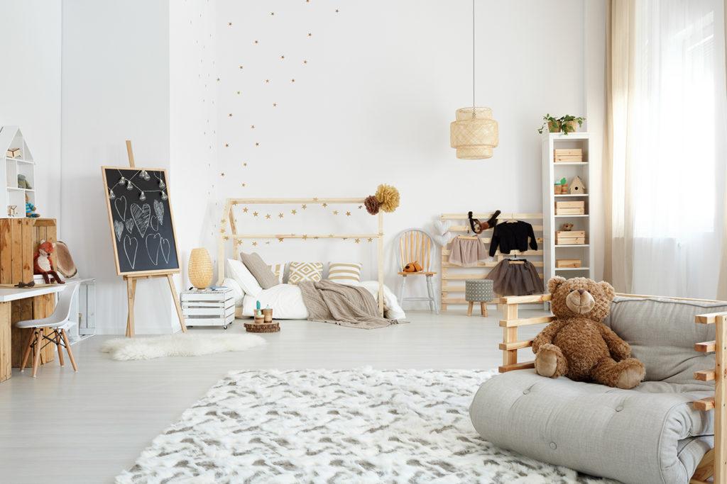 Ideas Para Pintar Habitaciones Infantiles Isaval - Como-pintar-habitacion-infantil