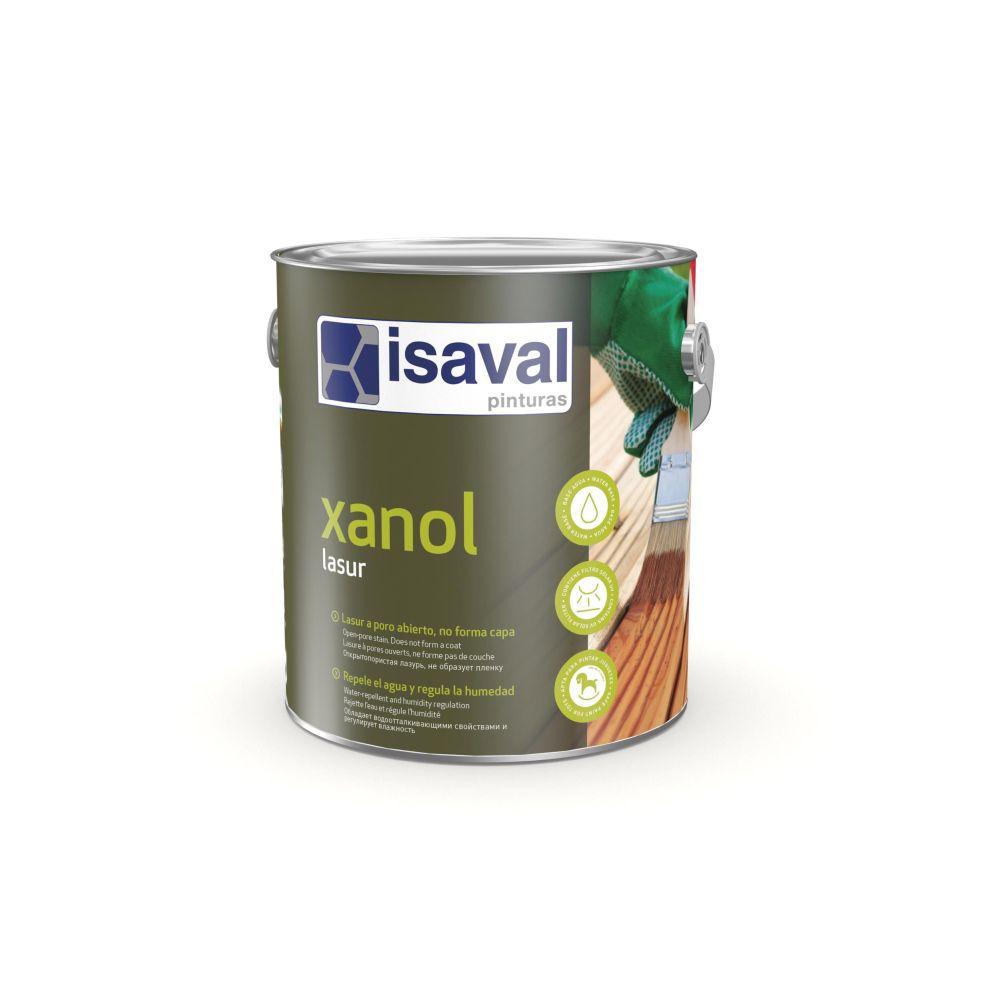 Xanol Lasur. Barniz a poro abierto de Pinturas Isaval