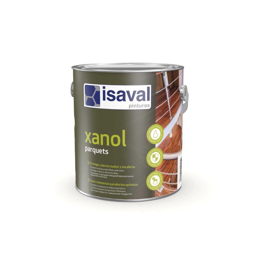 Xanol Parquets. Barniz de poliuretano de Pinturas Isaval